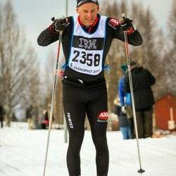 Skiing 90 km - Fredrik Waldh (2358)