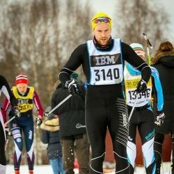 Skiing 90 km - Olaf Sissener (3140), Vuerich Daniele (13546)