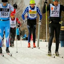 Skiing 90 km - Antti Kämi (2271)