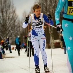 Skiing 90 km - Albin Bergkvist (11729)
