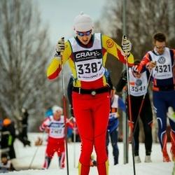 Skiing 90 km - Björn Svernhage (3387)