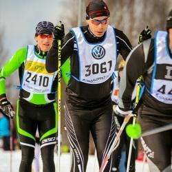 Skiing 90 km - Henrik Jonsson (3061)