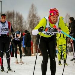 Skiing 90 km - David Pettersson (4552)