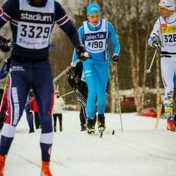 Skiing 90 km - Henrik Skoog (4190)