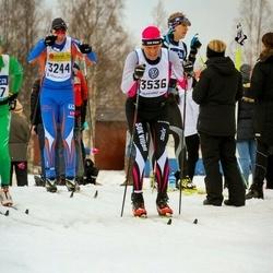 Skiing 90 km - Christer Solstrand (3536)