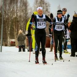 Skiing 90 km - Anders Berge (3673)