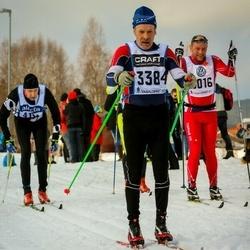 Skiing 90 km - Björn Lindberg (3384)