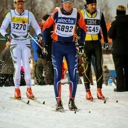 Skiing 90 km - Arne Nordli (3645), Henrik Einarsson (6892)