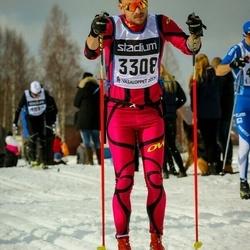Skiing 90 km - Andreas Ericsson (3308)