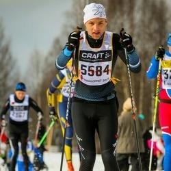 Skiing 90 km - Fredrik Broman (5584)