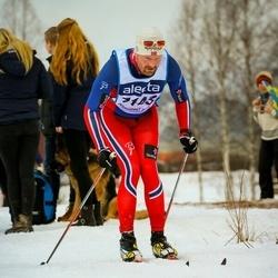 Skiing 90 km - Jostein Raknes (3443)