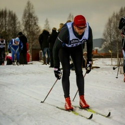 Skiing 90 km - Anders Magnusson (3328)
