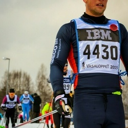Skiing 90 km - Carl Lundgren (4430)