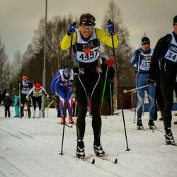 Skiing 90 km - Anders Ingvarson (4497)