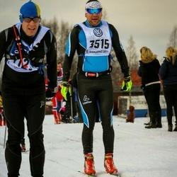Skiing 90 km - Ahti Sillaste (3515)