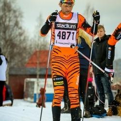 Skiing 90 km - Christian Helgesen (4871)