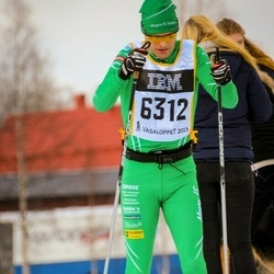 Skiing 90 km - Henrik Nilson (4312)