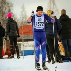 Skiing 90 km - Erik Nordlund (4372)