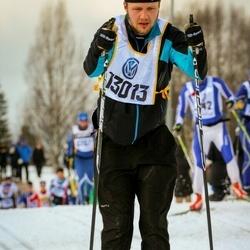 Skiing 90 km - David Funck (13013)