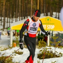 Skiing 90 km - Henrik Johansson (11196)