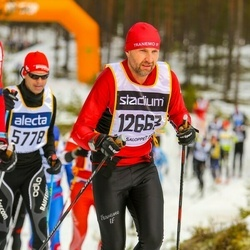 Skiing 90 km - Christian Andersson (12663)
