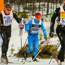 Skiing 90 km - Janaxel Olsson (10285)