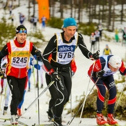 Skiing 90 km - Henrik Ramstedt (5765)