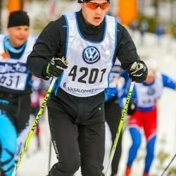 Skiing 90 km - Anders Söderberg (4201)