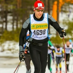 Skiing 90 km - Adrian Steiner (4698)