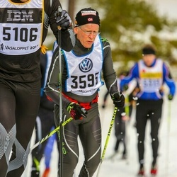 Skiing 90 km - Arne Kristian Espedal (3595)