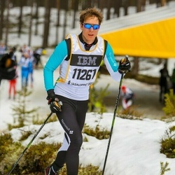Skiing 90 km - David Andersson (11261)