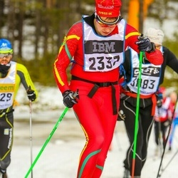 Skiing 90 km - Anders Näslund (2337)