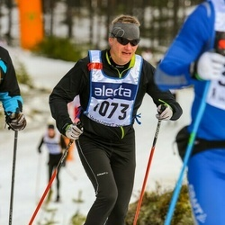 Skiing 90 km - Antti Piippo (4073)