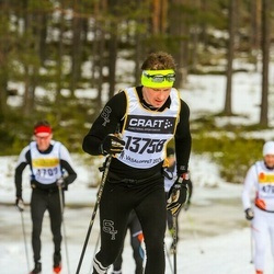 Skiing 90 km - Fredrik Söderberg (13758)