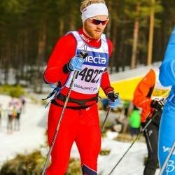 Skiing 90 km - Fredrik Söderlund (14827)