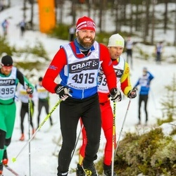 Skiing 90 km - Ebsen Lars Boldt (4915)