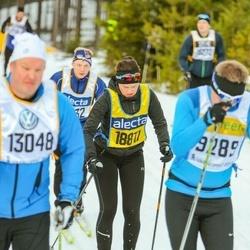 Skiing 90 km - Jenny Selin (18811)