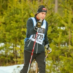 Skiing 90 km - David Salom (10279)