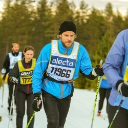 Skiing 90 km - Andreas Gustavsson (11966)