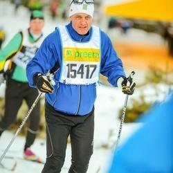 Skiing 90 km - Anders Skotte (15417)