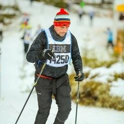 Skiing 90 km - Christian Fogelin (14250)