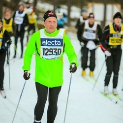Skiing 90 km - Henrik Bjerneld (12930)