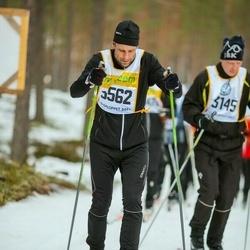Skiing 90 km - Anders Bolltoft (13562)