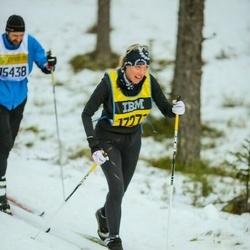 Skiing 90 km - Diana Kämpe (17271)