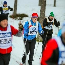 Skiing 90 km - Carl Thiringer (13075)