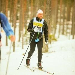 Skiing 90 km - Henrik Park Preisler (15499)
