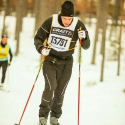 Skiing 90 km - Anders Larsson (13781)