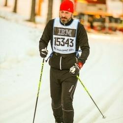 Skiing 90 km - Fredrik Lundgren (15343)