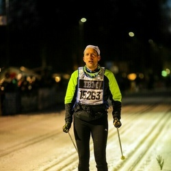 Skiing 90 km - Henrik Holmskov (15263)