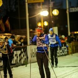 Skiing 90 km - Emil Dahlgren (13629)